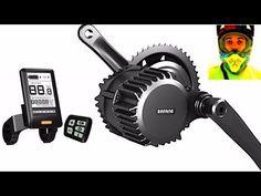 New 2016 Bafang BBSHD 1000w mid drive for Fat Bike & MTB (video 1 of 7) ...