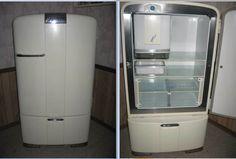 Kelvinator Freezer 1950 | Vintage Kelvinator Refrigerator 1950 Model Excellent Working - $300 ...