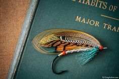 Fly Tying Archive - Silver Doctor.  This is Kelson's pattern for the classic salmon fly by James Wright. The photo was featured in the Chasing Silver magazine earlier this year as a full spread.