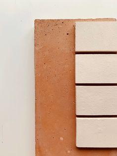 Wall Design, House Design, Mini Loft, Home Alone, Raw Materials, Chinese Style, Terrazzo, Interior Design Inspiration, Terracotta