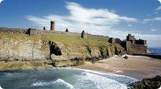 Peel Castle - Isle of Man