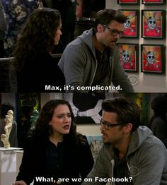 Max and facebook