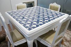 Mesa/Table BL'art - Restauro Mobiliário/Furniture Restoration  Novo Conceito - New Concept www.blart.pt