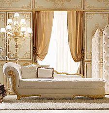 Italian Classic Luxury Wooden Living Room Furniture.