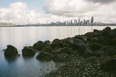 Seattle Skyline | by Jared Atkins