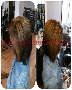 highlights on african american natural hair - Google Search | hair ...