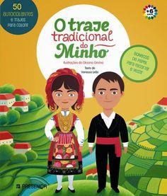 Livros Junior e Juvenil: Passatempo: O Traje Tradicional do Minho