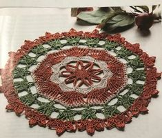 Fall Blossoms Doily, Crochet World, August Check out our selection of crochet and other craft magazines! Use promo code to save! Doily Patterns, Crochet Patterns, Table Runner Pattern, Crochet World, Pebble Beach, Crochet Doilies, Mosaic Tiles, Blossoms, Magazines