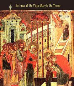 Intrarea în biserică a Maicii Domnului Painting, Painting Art, Paintings, Painted Canvas, Drawings