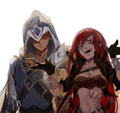 Excellent Pic league of legends talon Populaire, Talon & Katarina Lol League Of Legends, League Of Legends Boards, Katarina League Of Legends, Champions League Of Legends, Lol Champions, Overwatch, Game Character, Character Design, Jellal