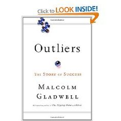 """An interesting look at what makes """"success"""" - it's not what you think.... according to Gladwell"""