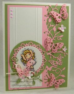 Looking for Spring! by PJStamps - Cards and Paper Crafts at Splitcoaststampers