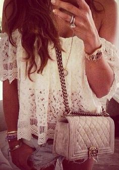Off Shoulder Top at Lookbook Store - Trendslove. Perfect festival top!