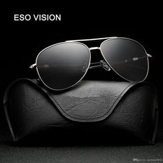 e60be9e4c6 2017 Sunglasses Fashion For Man Polarize Designer Mens Sun Glasses Outdoor Aviator  Sunglasses Hot Sale Sunglasses Hut Reading Glasses From Esovision2016