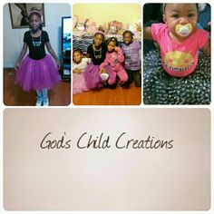 God's Child Creations presents tutu skirts and dresses