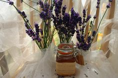 Raw Lavender Honey Face Mask by EssentialApothecary on Etsy #HEPteam