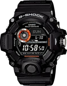 Mens G-Shock Master of G Rangeman