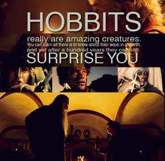 Hobbits. <3