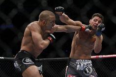 UFC 158 photos - MMA Fighting