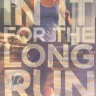 A distance runner's mindset
