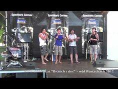 """Chilifish: """"Brauch i des"""" - wbf Pörtschach 2012"""