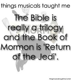 The Book of Mormon will be in San Diego  May 27-June 8, 2014!  BroadwaySD.com