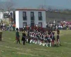 Bicentenario de la Batalla de Bailén 1808-2008; Recreación Histórica - YouTube