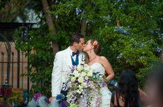 Bride and Groom Wed!!