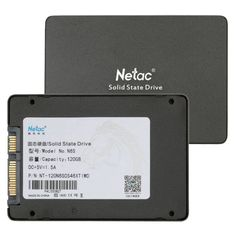 Netac N6S 60GB 2.5 SATA III 3.0 6Gbp/s High Speed SSD Internal Solid State Drive MLC Flash 128MB Cache
