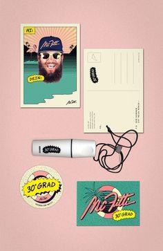 MC Fitti »30° Grad« Single Artwork on Behance