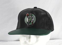 New Era NBA Boston Celtics Green Snapback Hat Draft Side patches Metal pin  Cap 37141dfa38e0