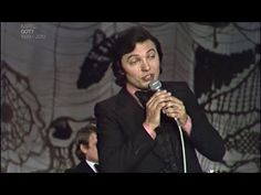 Karel Gott live at Bratislavská lýra 1974 / 1975 / 1976 Indian Love Call, Seasons In The Sun, Karel Gott, Rock Around The Clock, Unchained Melody, Rest In Peace, Music Publishing, Orchestra, Live