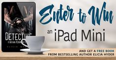 ENTER 2 WIN an iPad Mini from author @EliciaHyder #giveaway http://www.eliciahyder.com/giveaways/ipad-mini-giveaway-author-elicia-hyder/?lucky=16443 VERY EASY 2 Enter The Answer is #3 GOOD LUCK ALL!!