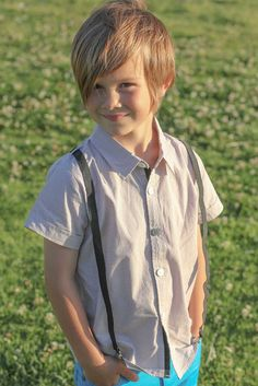 cutest six year old boy wearing the cutest outfit: giveaway le petit society