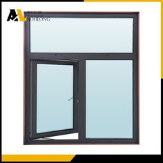 These China Aluminium Alloy inward opening Casement Windows are widely used in condominiums, bungalows or villas,school,hospitals and commercial settings like factories and business buildings.