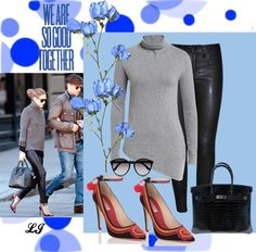 """Olivia's great shoes"" by jensenliz on Polyvore"