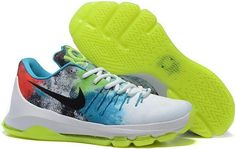 huge selection of 107e8 a6f5d Buy 2015 Nike KD 8 Summit White Lunar Grey Light Liquid Lime Anthracite  Copuon Code from Reliable 2015 Nike KD 8 Summit White Lunar Grey Light  Liquid ...