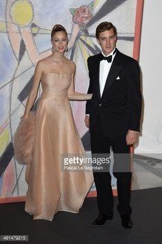 Foto di attualità : Beatrice Borromeo and Pierre Casiraghi attend the...