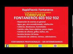 63 Mejores Imágenes De Fontaneros Torrevieja 603 932 932 Tech