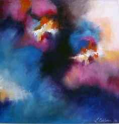 Summer Spirit #1, by Leslie Cordero
