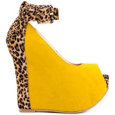 Rox Ee - Yellow Leopard by Luichiny