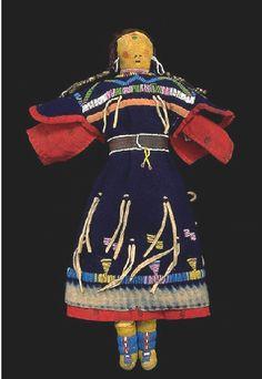 N. Plains doll.  Yale Peabody.  ac