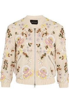 Pastel-pink georgette Zip fastening through front 100% polyester Dry cleanSmall to size. See Size & Fit notes.