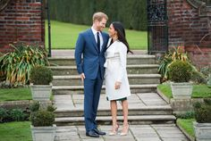 The Royal Flowers for Prince Harry & Megan Markle's Wedding are Here And They're Gorgeous