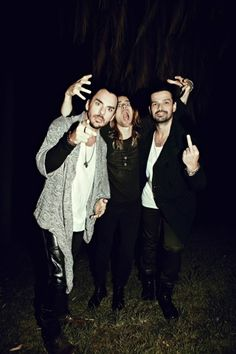 Thirty Seconds To Mars - Magazine Ladygunn, Issue #8.-