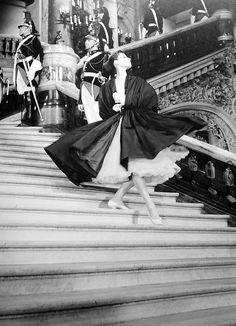 Audrey Hepburn, 'Funny Face', 1957, directed by Stanley Donen