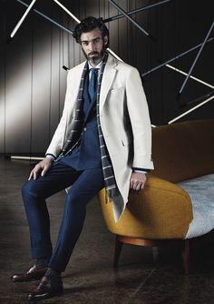 Canali - F/W 2015/2016 | Men's Fashion | Menswear | Moda Masculina | Shop at designerclothingfans.com