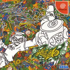 how to make graffiti in jet set radio