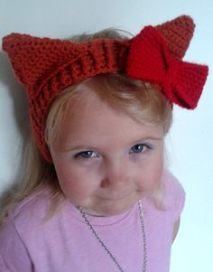 Check out this item in my Etsy shop https://www.etsy.com/uk/listing/244907029/childrens-crochet-fox-headband-earwarmer