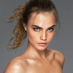 Cara Delevingne For La Perla SS14: First Look At The Pictures